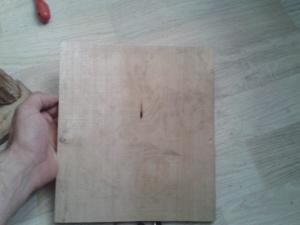 Découpe du bois