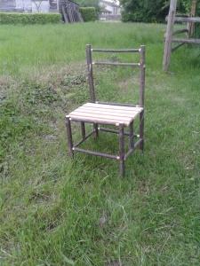Chaise en tenon mortaise