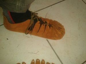 Chaussure Gauloise