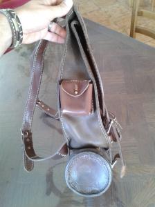 sac à dos ''cavalier''