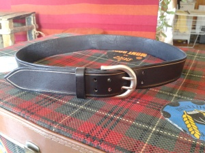 ceinture attache pirate !