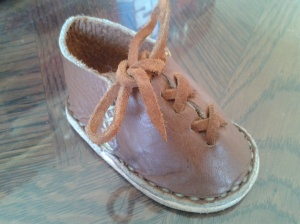 Chaussure nourisson