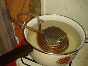 chauffe eau pour la douche l 39 atelier de peyo. Black Bedroom Furniture Sets. Home Design Ideas